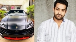 Jr NTR Spends Rs 17 Lakh On A Fancy Number For His Lamborghini