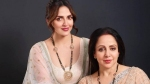 Esha Deol On Her Mom Hema Malini: As A Kid, I Found It Difficult To Watch Her With Her Co-Stars On Screen