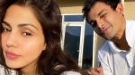 Rhea Chakraborty Shares First Pic With Brother Showik Since SSR's Death, Talks About Resilience