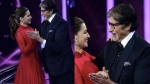 KBC 13: Kriti Sanon To Grace The Show, Amitabh Bachchan Relives College Days While Ballroom Dancing With Her