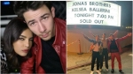 Priyanka Chopra Cheers For Hubby Nick Jonas As He Wraps Up Remember Tour, Shares Pic From His Concert