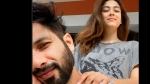 Shahid Kapoor's Latest Pictures With Wife Mira Rajput Screams Couple Goals