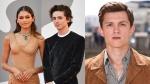 Timothée Chalamet Reveals Zendaya's Celebrity Crush Is Rumored Boyfriend Tom Holland
