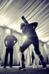 तस्वीरें : रणवीर सिंह ने शुरू कर दी कपिल देव बनने की तैयारी