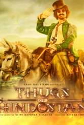 Aamir Khan As Firangi In Thugs Of Hindostan