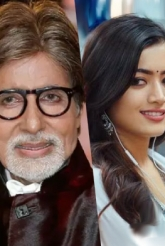 Amitabh And Rashmika's Next Is 'Good Bye'