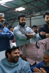Biggest Multi-Starrer RRR Movie Launched