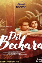 Dil Bechara Will Be A Digital Release