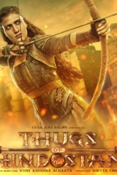Fathima Sana Shaikh As Zafira In Thugs Of Hindostan