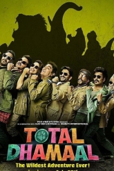 First Look Poster Of 'Total Dhamaal'