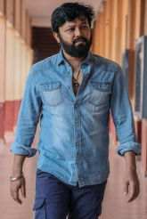 Ganesh's First Look Photos From 99