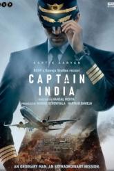 Kartik's Next 'Captain India'