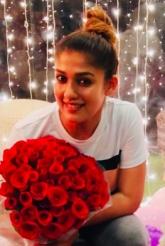 Nayanthara 's Birthday Bash Photos