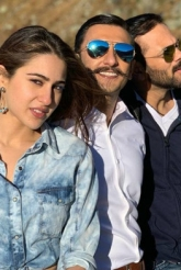 Pics: Team Simmba Is Busy Shooting In Switzerland