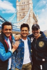 Team Housefull 4 Chilling At London