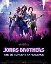 The Jonas Brothers: The 3-D Concert Experience