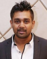 Dhruva Sarja