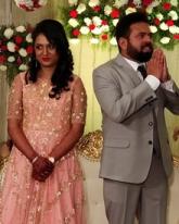 Director Santhosh Ananddram's Wedding Pics