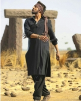 Kiccha Sudeep's Latest Pics From The Villain