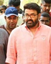 Mohanlal On The Sets Of Kayamkulam Kochunni