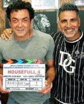 Pics: Housefull 4 Begins!
