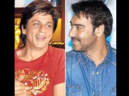 Why Is Ajay Devgn Happy For Shahrukh Khan?