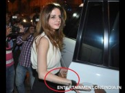 What Does Sussanne Khan's New Tattoo Say?