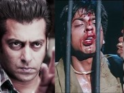 After Hugging, Salman Punches Shahrukh In The Face; SRK Bleeds!
