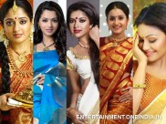 Pics: Mollywood Actresses In Ethnic Wear