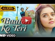 All Is Well New Song: Arijit Singh Impresses Again With His Voice