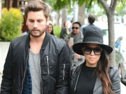 Scott Disick Missing Kourtney? Posts Her Bare Pic Calling Her Hot Mama!