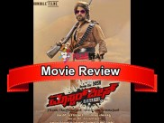 Rocking Star Yash's Masterpiece Movie Review: A Middling Mass Entertainer!