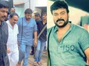 Chiru 150 Second Schedule In Full Swing
