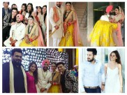 Kasamh Se Actress Priya Bathija Weds Beau Kawaljeet Saluja In A Traditional Punjabi Wedding!
