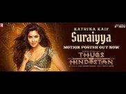 Thugs of Hindostan Unveils New Poster Of Katrina Kaif As Suraiyya! View Here