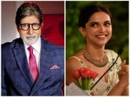 Deepika Padukone & Amitabh Bachchan Named As The Most Influential Indians!