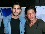 Sidharth Malhotra's Fanboy Moment With SRK On MNIK Sets: 'I Said, Sir, Aap Biscuit Khayenge?'
