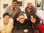 Rishi Kapoor & Neetu Kapoor Celebrated Their Wedding Anniversary With A Lunch Date! [PIC]