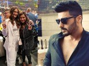 Arjun Kapoor Fanboys Over Sonam Kapoor's Picture With American Actress Mindy Kaling!