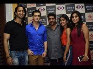 Mohsin, Shivangi, Shaheer, Rhea & Others Come Together At Yeh Rishtey Hain Pyaar Ke Launch! (PICS)