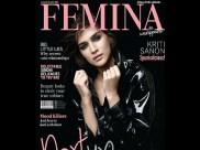 Spunkalicious: Kriti Sanon Looks Super Hot On The Latest Cover Of Femina; CHECK IT OUT!