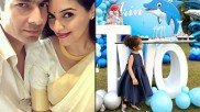 Asin's Daughter Arin Turns 2! Actress Shares Adorable Pictures From Birthday Party