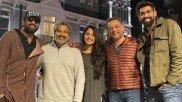 Baahubali Reunion: Prabhas, Anushka Shetty, Rana Daggubati, SS Rajamouli Share A Frame In London!