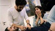 Dostana 2: Kartik Aaryan, Janhvi Kapoor And Lakshya Goof Around While Prepping For The Sequel