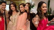 Manish Malhotra's Diwali Bash: Shilpa Shetty, Nushrat Bharucha And Others Soak In Festive Spirit!