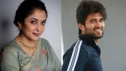 Ramya Krishnan To Play Vijay Deverakonda's Mom In 'Fighter'?