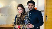 Kapil Sharma & Ginni Chatrath Celebrate First Anniversary, Express Gratitute To God And Well-Wishers