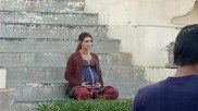 Kriti Sanon Sports Baby Bump In Leaked First Look From Sets Of Mimi