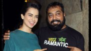 Kangana Ranaut And Anurag Kashyap Take Jibes At Each Other On Twitter!