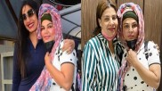 Kashmera Shah & Sambhavna Seth Meet Bigg Boss 14 Finalist Rakhi Sawant's Ailing Mother In Hospital [Photos]